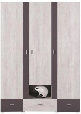 Armoire dressing 3 portes