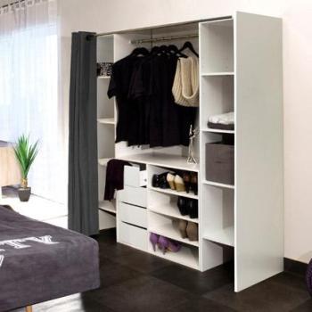 Dressing 2 colonnes meuble