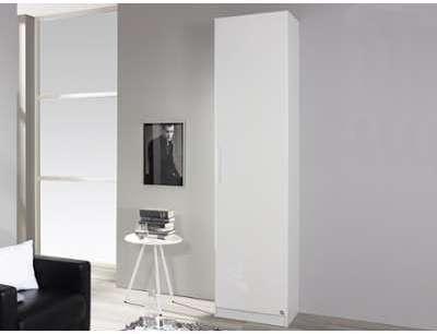 Armoire MINOTOR 1 porte blanc