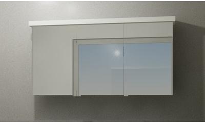 Burgbad Essento - LED-Spiegelschrank