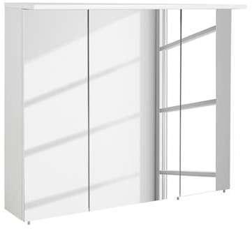 Catgorie armoires toilettes du guide et comparateur d 39 achat for Armoire miroir 90 cm