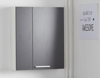 Armoire de toilette blanc
