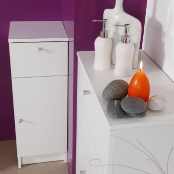 Catgorie armoires toilettes du guide et comparateur d 39 achat for Commode de salle de bain