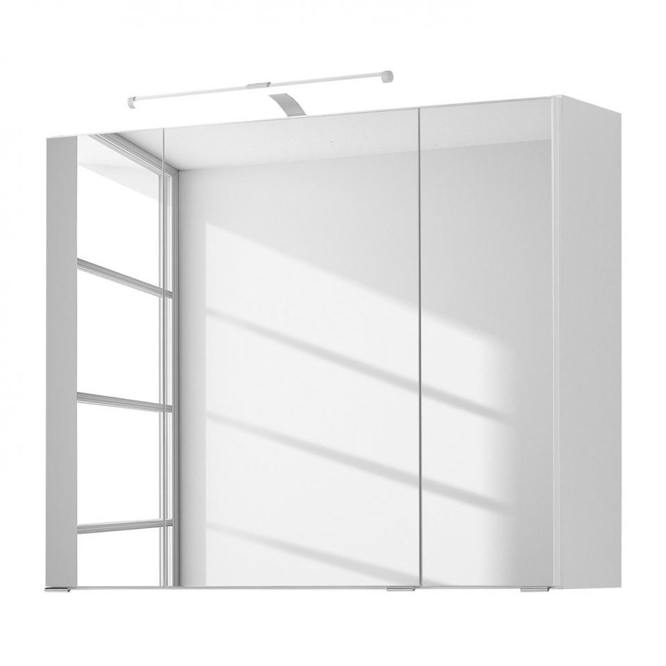 Catgorie armoires toilettes du guide et comparateur d 39 achat for Armoire salle de bain blanc