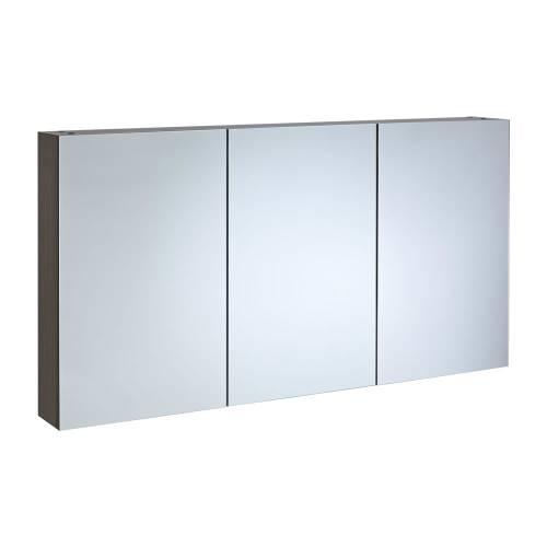 Catgorie armoires toilettes du guide et comparateur d 39 achat for Miroir trois faces salle de bain
