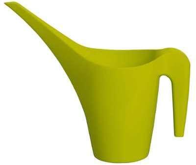 Arrosoir en plastique vert