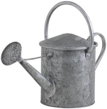 Arrosoir décoratif en zinc