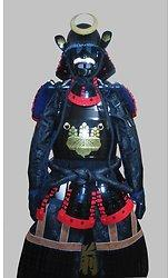 Yoroï (armure samourai) noir