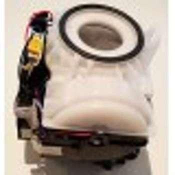Carter moteur enrouleur aspirateur
