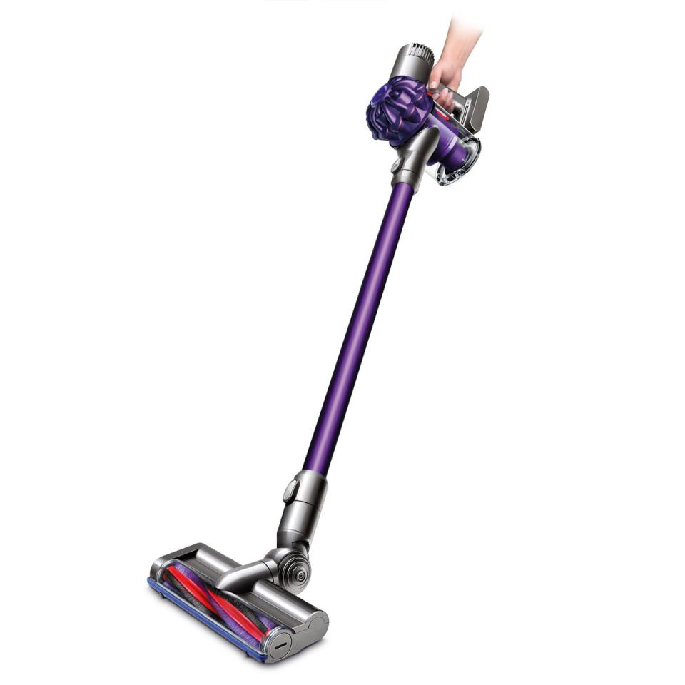 dyson deutschland dyson aspirateur sans fil v6 up top lilas lilas. Black Bedroom Furniture Sets. Home Design Ideas