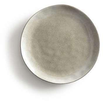 Assiette plate en grès Horciag