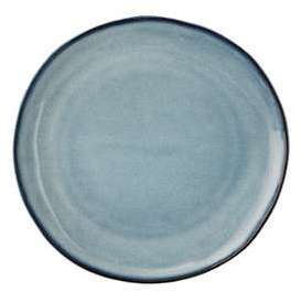 Sandrine - Plaque 22cm - bleu