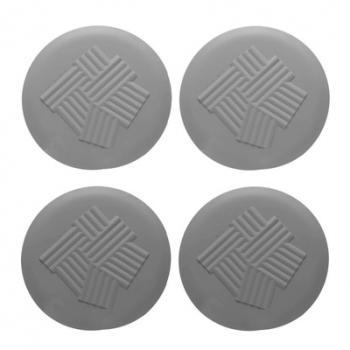 Trama - Set de 4 Plat - gris