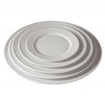 Assiette plate à pain 17 cm