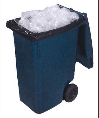 Sac poubelle sans liens pour