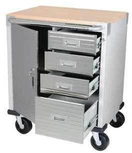 Servante atelier 4 tiroirs