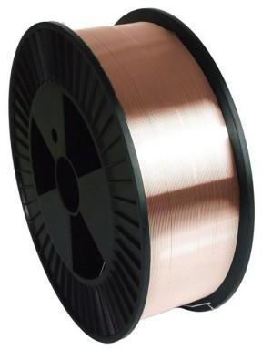 Bobine plastique fil mig -acier