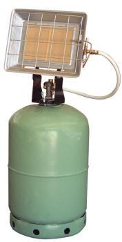 Radiant Solor portable gaz