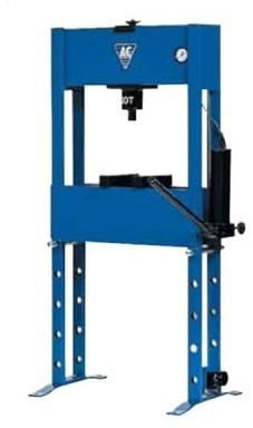 Presse hydraulique et pneumatique