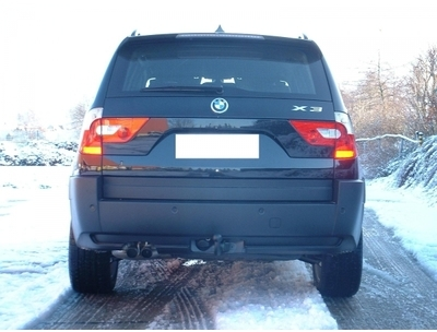 ATTELAGE BMW X3 ( E83 ) 4X4