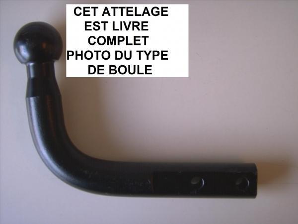 ATTELAGE MERCEDES C Compact
