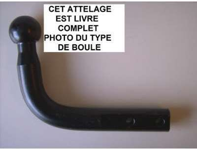 ATTELAGE SEAT TOLEDO BERLINE