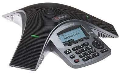Système audio conférence polycom