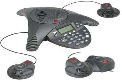 Pack polycom sound station