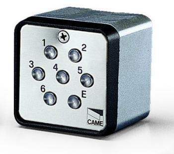 Clavier digicode CAME S7000