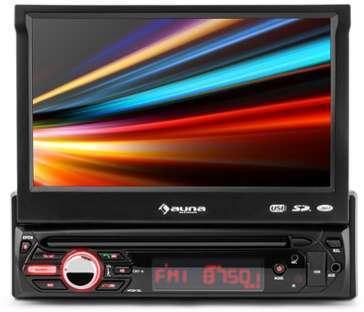 Auna MVD-310 Autoradio Bluetooth