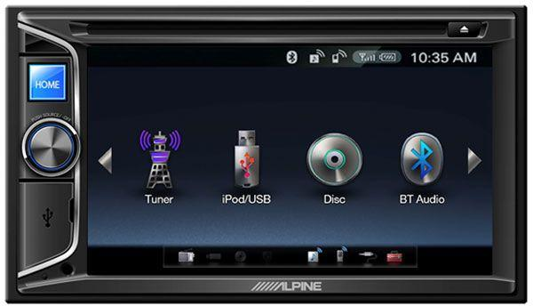AUTORADIO MP3 ALPINE IVE-W560BT