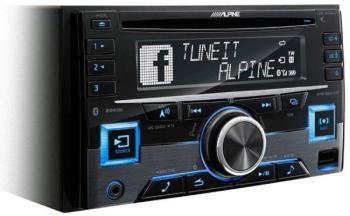 AUTORADIO MP3 ALPINE CDE-W296BT