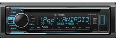 AUTORADIO MP3 KENWOOD KDC-210UI