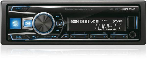 AUTORADIO MP3 ALPINE UTE-92BT