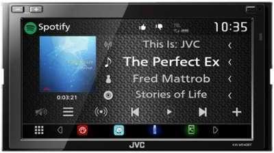 AUTORADIO VIDEO GPS JVC KW-M540BT