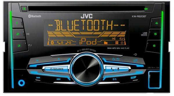 AUTORADIO MP3 JVC KW-R920BTE