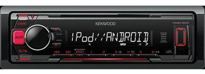 AUTORADIO MP3 KENWOOD KMM