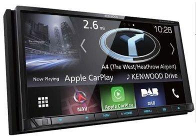 AUTORADIO VIDEO GPS KENWOOD
