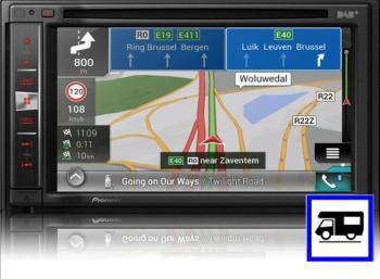 AUTORADIO VIDEO GPS PIONEER