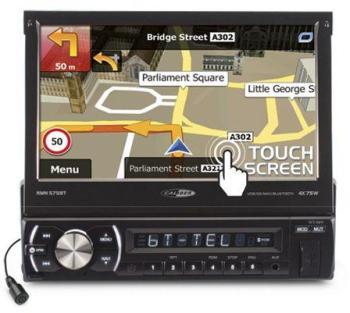AUTORADIO VIDEO GPS CALIBER