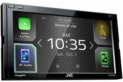 AUTORADIO VIDEO GPS JVC KW-M730BT