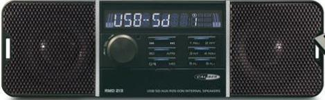 AUTORADIO MP3 CALIBER RMD
