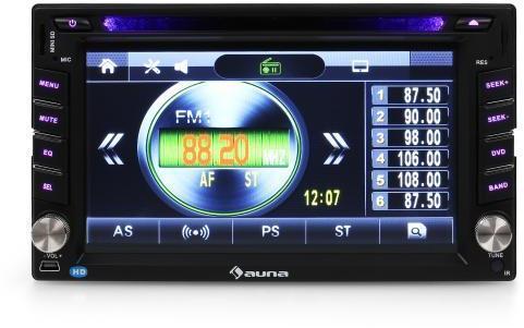 Auna MVD-480 Autoradio DVD