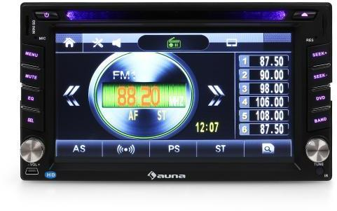MVD-480 Autoradio DVD USB