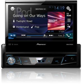 AUTORADIO VIDEO GPS PIONEER