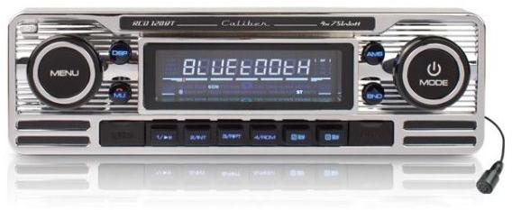 AUTORADIO MP3 CALIBER RCD-120BT