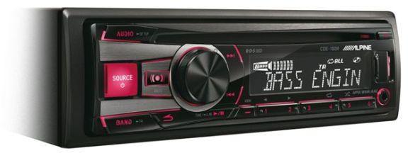 AUTORADIO MP3 ALPINE CDE-190R