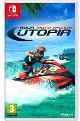 Jeu Switch Bigben Aqua Moto