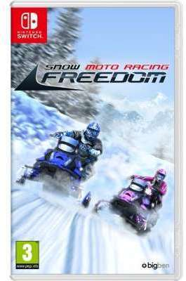 Jeu Switch Bigben Snow Moto