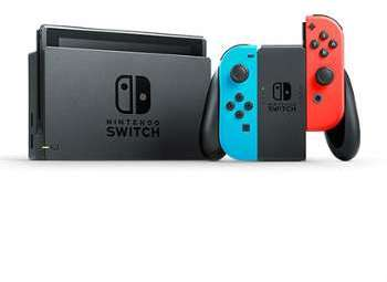 Nintendo Switch avec paire